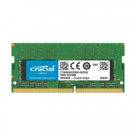 SO-DIMM 16Go DDR4 2400 for MAC CT16G4S24AM - CT16G4S24AM   Crucial