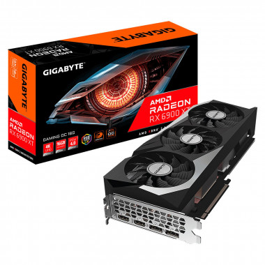 RX 6900 XT GAMING OC - RX6900XT/16Go/HDMI/DP/USB-C | Gigabyte