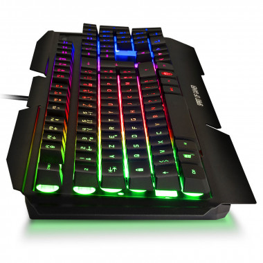 PRO-K5 RGB Semi-mécanique | Spirit Of Gamer