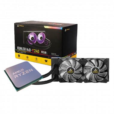 Bundle AMD RYZEN 9 5950X Tray + Watercooling   CYBERTEK
