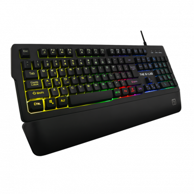 Keyz Palladium - RGB/Gaming Keyboard  | The G-LAB