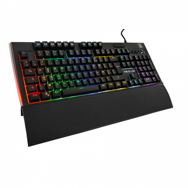 Keyz TELLURIUM - Gaming filaire USB RGB | The G-LAB