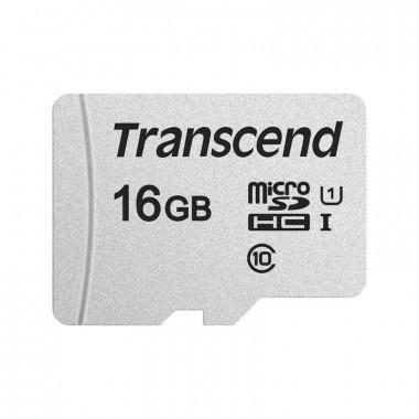 Micro SDHC 16Go Class 10 + Adapt TS16GUSD300S-A | Transcend