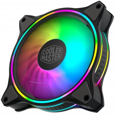 MasterFan MF120 Halo ARGB - MFL-B2DN-18NPA-R1 | Cooler Master