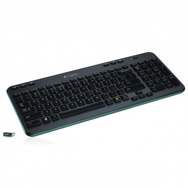 Wireless Keyboard K360 | Logitech