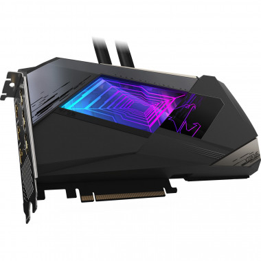 AORUS RTX 3080 XTREME WATERFORCE 10G - RTX3080/10G | Gigabyte