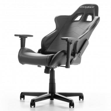 Formula F08-N - Noir/Simili Cuir/3D | DXRacer