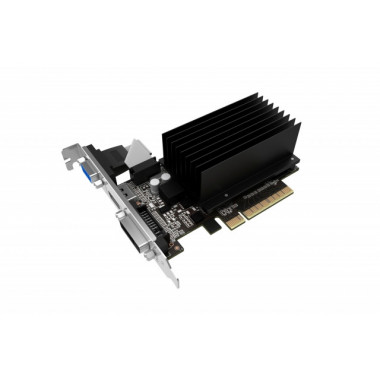 GT 710 2GB Silent FX - GT710/2Go/VGA/DVI/HDMI   Gainward