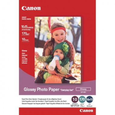 Papier photo brillant - 10x 15cm 100f. - GP-501 | Canon