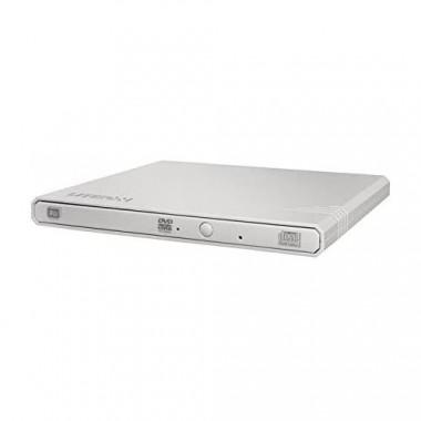 Externe Slim DVDRW Blanc - EBAU108-21 | Lite-On
