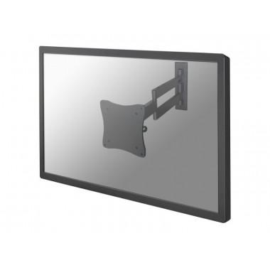 SUPPORT MURAL LCD/LED/TFT  jusqu'à 24'' 3PTS DE FL   NewStar