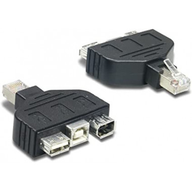ADAPTATEUR USB ET FIREWIRE   TrendNet