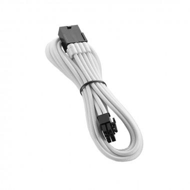 Câble tressé PCI-E 8p. (White) CM-PCAB-8PCI-N45KW | CableMod