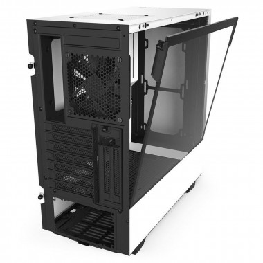 H510i Noir/Blanc - MT/Sans Alim/ATX   NZXT