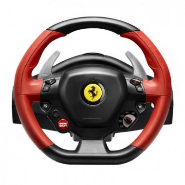 Ferrari F458 Spider Racing Wheel   ThrustMaster