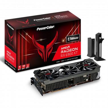 RED DEVIL RX 6900XT ULTIMATE 16GB | PowerColor