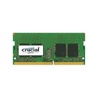 SO-DIMM 4Go DDR4 2666 CT4G4SFS8266 | Crucial