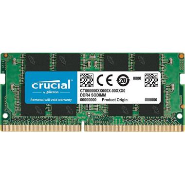 SO-DIMM 8Go DDR4 3200 CT8G4SFRA32A | Crucial