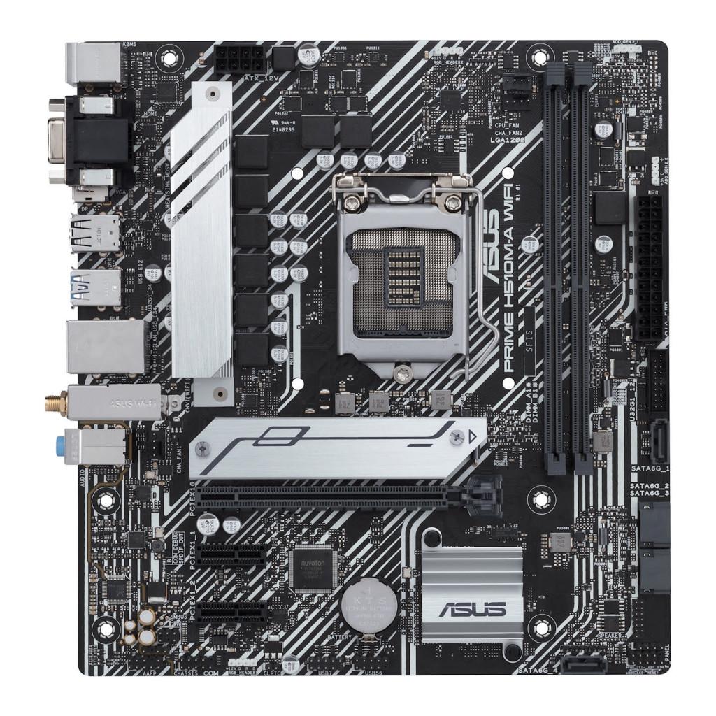 PRIME H510M-A WiFi - H510/LGA1200/mATX    Asus