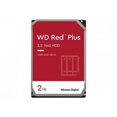 2To RED Plus SATA III 128Mo - WD20EFZX | WD