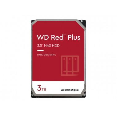 3To RED Plus SATA III 128Mo - WD30EFZX | WD