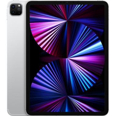 """iPad Pro 11"""" WiFi+Cell 256Go Argent - MHW83NF/A 