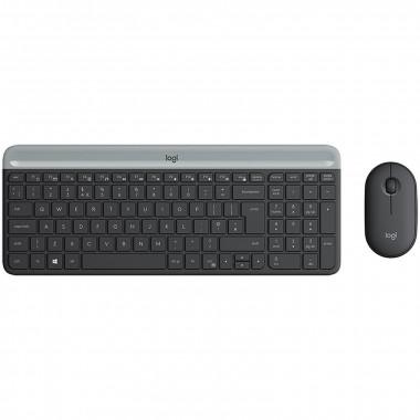 MK470 - Slim Wireless Combo | Logitech