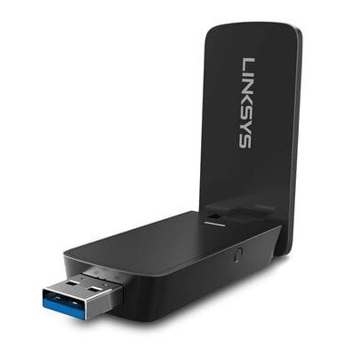 Clé USB WiFi AC WUSB6400M (1200MB)   Linksys