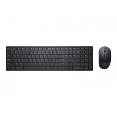 Dell KM5221W- Pack Clavier + Souris sans fil Noir