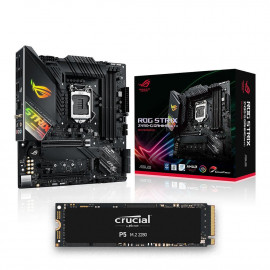 Pack STRIX Z490-G GAMING (WI-FI) + SSD 500G -    Générique