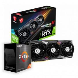 Pack R9-5950X + RTX 3070 GAMING Z TRIO # -    Générique