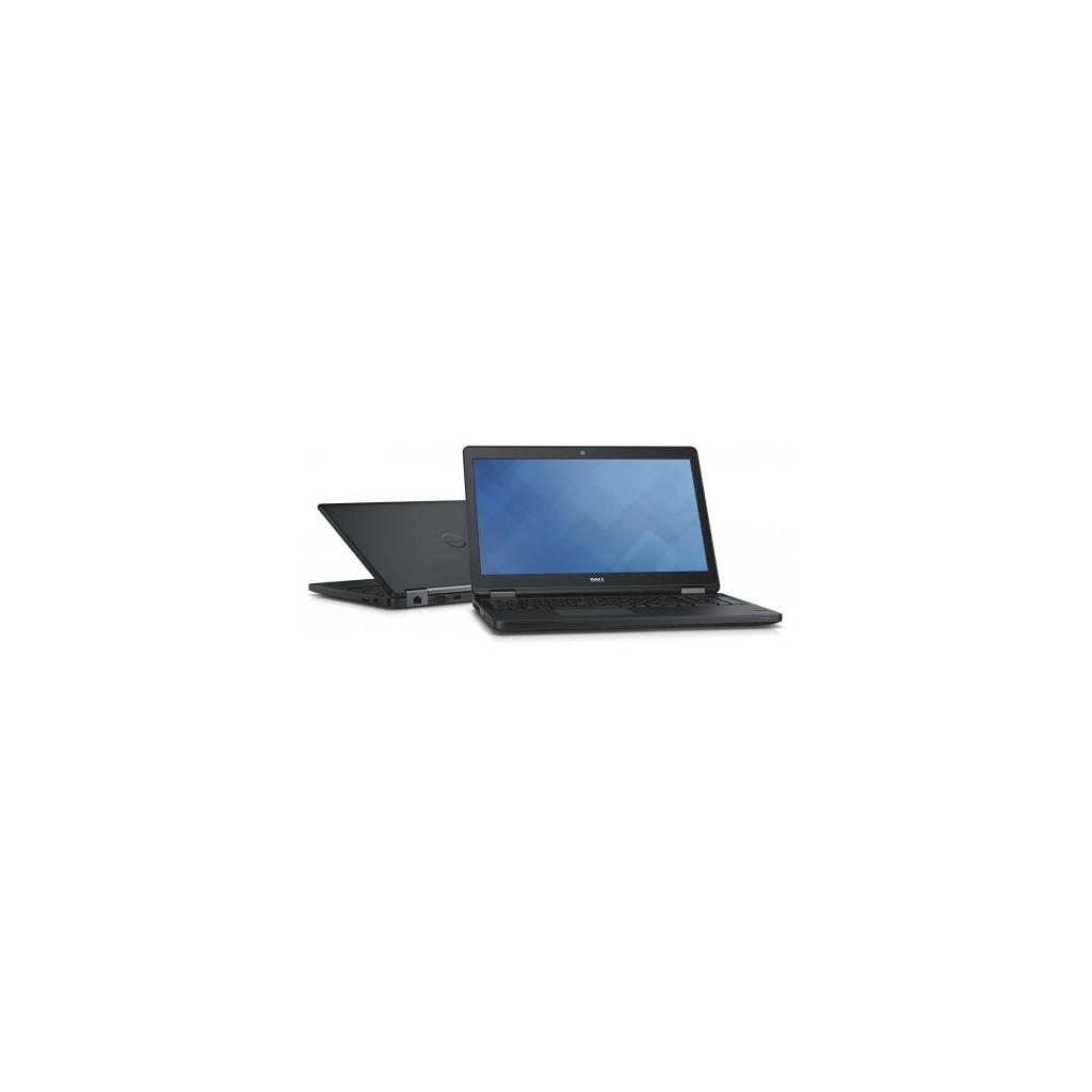 LAT E5550 Core i5-5200U/12GB/256GB-SSD/15.6''HD/W10P