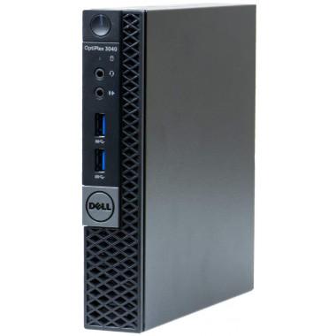 Dell 3040 MFF Core i3-6100T/8GB/500GB/W10P