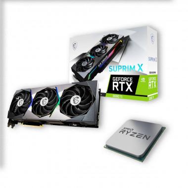 Kit Upgrade R9-3900 MPK + RTX 3080Ti -    CYBERTEK