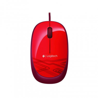 Mouse M105 Red | Logitech