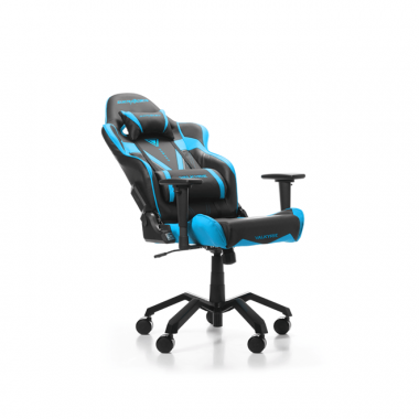 Valkyrie V03-NB - Noir/Bleu/Simili Cuir/3D - GCV03NBB1   DXRacer