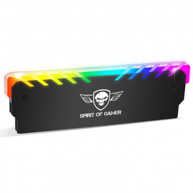 Heatsink RGB Memory - SOGMEMRGB | Spirit Of Gamer