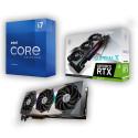 Pack i7-11700K + RTX 3070 TI SUPRIM X 8G -  | Générique