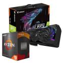 Pack R9-5950X + AORUS RTX3080 TI MASTER 12G -    Générique