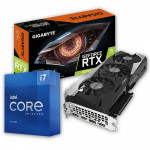 Pack i7-11700K + RTX3070 Ti GAMING OC 8G -    Générique