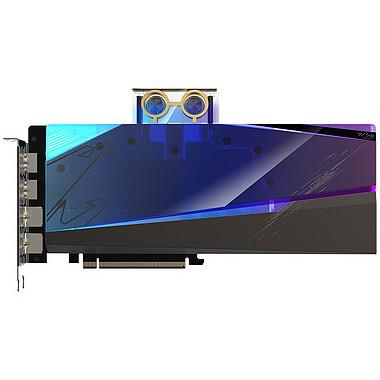 AORUS RX 6900 XT XTREME WATERFORCE WB 16G - GVR69XTAORUSXWB16GD | Gigabyte