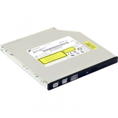 SATA GUD Slim 9.5mm Interne Noir - DVDRW - GUD1NCHLA10B | Hitachi-LG Data Storage