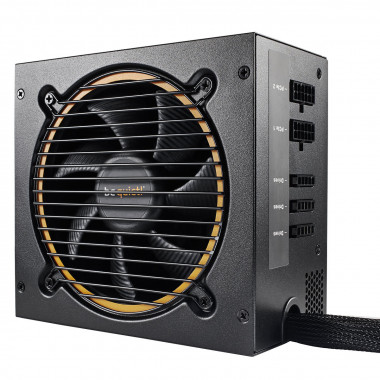 ATX 400W - Pure Power 11 CM 80+ Gold - BN296 - BN296++ | Be Quiet!
