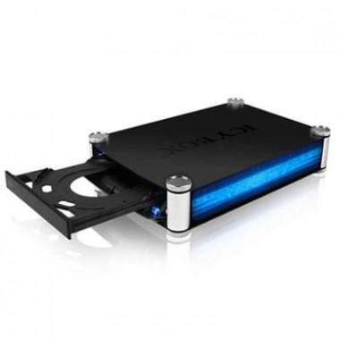"""USB3.0/eSATA pour ODD 5.25"""" SATA - IB-550StU3S - IB550StU3S   Icy Box"""