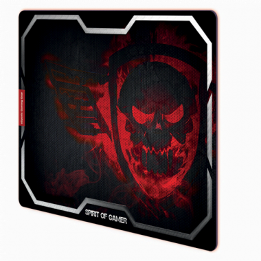 Gaming Smokey Skull - XL/Rouge | Spirit Of Gamer