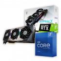 Pack i7-11700K + RTX 3070 SUPRIM X 8G LHR - ++1609GB   Générique