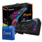 Pack i7-11700K + RTX 3080 AORUS XTREME 10G LHR - ++1609GB   Générique