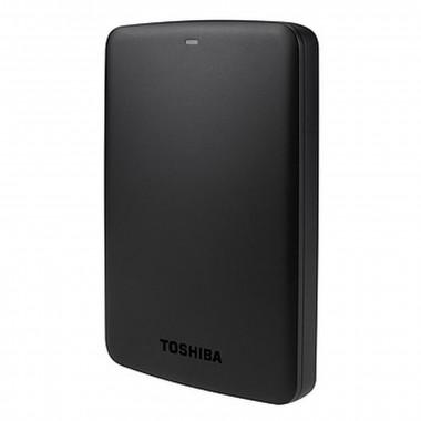 """4To 2""""1/2 USB3.0 - Canvio Basics - HDTB440EK3CA - HDTB440EK3CA   Toshiba"""