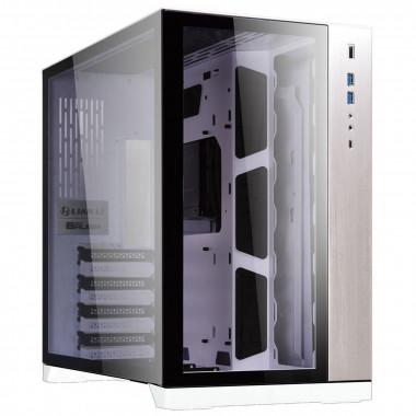 Boitier PC-O11 Dynamic White TG - MT/ATX - PCO11DW | Lian-Li