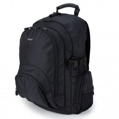 """CN600 Classic 15.6"""" Backpack Nylon Black   Targus"""